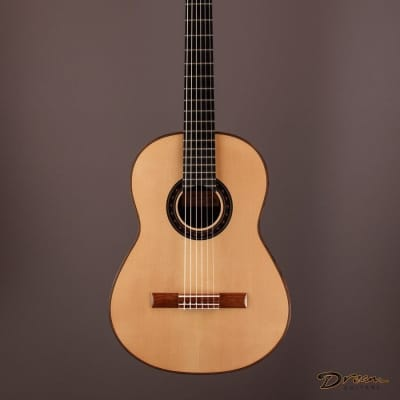 2010 Kazuo Sato Prelude, Indian Rosewood/Alpine Spruce for sale