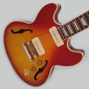Gibson - Midtown - Semi Hollow Electric Guitar - 2012 - Burst