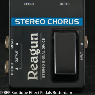 Reagun Stereo Chorus early 80's Japan, users include the late Michael Hedges