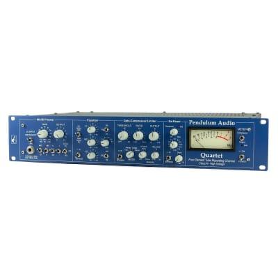 Pendulum Audio Quartet Four-Element Tube Recording Channel
