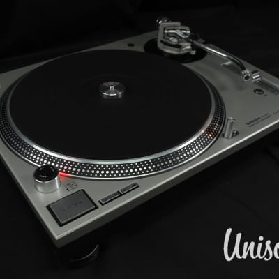 Technics SL-1200MK3D Silver Direct Drive DJ Turntable [Excellent]