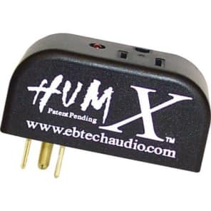 Ebtech Hum X Plug-Style AC Voltage Ground Loop Hum Eliminator