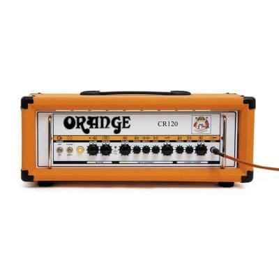 Orange CR120H Crush Pro 120W Head, Orange for sale
