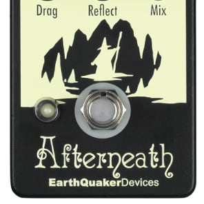 EarthQuaker Devices Afterneath V2 FREE Express Mail Shipping!