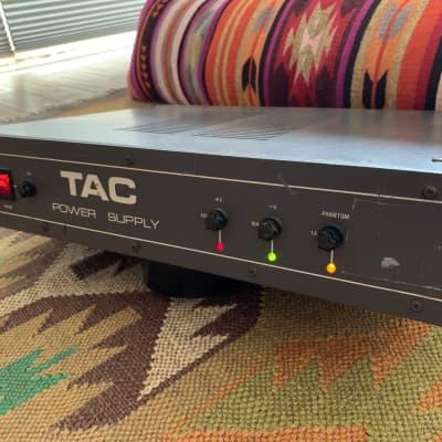 Amek TAC Scorpion Power Supply psu mixing console 1980s UK