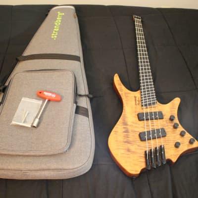Strandberg Boden Bass Prog 4 for sale