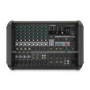 Yamaha EMX5 12-Input Dual 630w Powered Analog Mixer