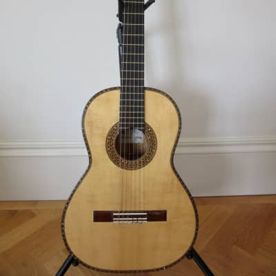 Rohan Lowe concert classical guitar. Torres style. 2014 for sale