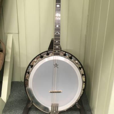 Clareen Irish tenor banjo  2000 Maple for sale