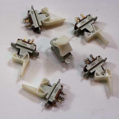 Formanta Polivoks Switches (5pc.) White