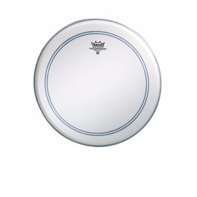 """Remo 15"""" Powerstroke 3 Coated Drumhead - Batter"""