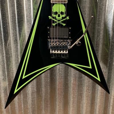 ESP LTD ALEXI LAIHO Guitar & Case LEXI600GREENY  #0149 Demo