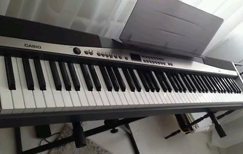 Casio Privia Px 300 : casio privia px300 88 key digital piano keyboard w pedal reverb ~ Vivirlamusica.com Haus und Dekorationen