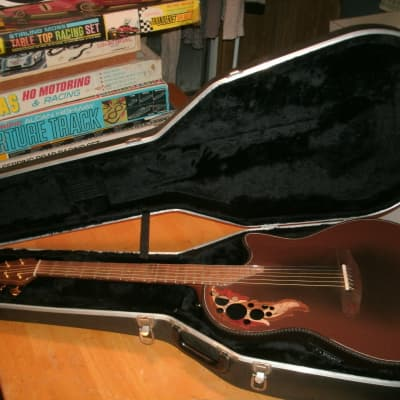 1991 Ovation Adamas 1581-9  with original case for sale