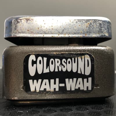 Colorsound Wah-Wah for sale