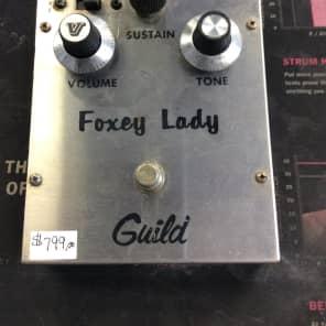 Guild Foxey Lady 3-Knob Fuzz