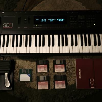 Ensoniq SD-1 1990