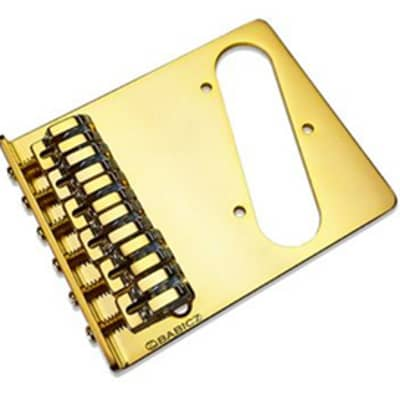 Babicz FCH Z SERIES Tele Bridge, Single Coil, gold