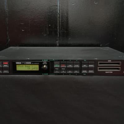 Yamaha TG55 Tone Generator Sample Based Synthesiser 1U Rack Mount Module - 100V