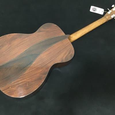 Martin Custom OM35 Cocobolo / Madagascar Rosewood / Italian Alpine Spruce for sale