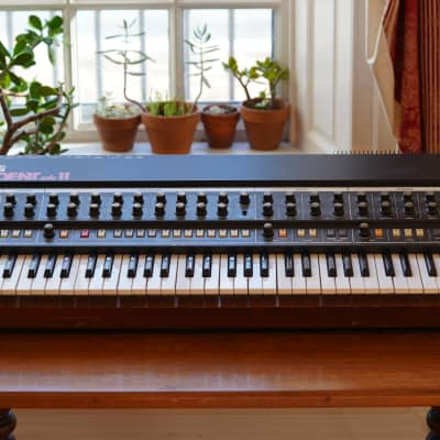 Korg Trident MKII 1982 Serviced