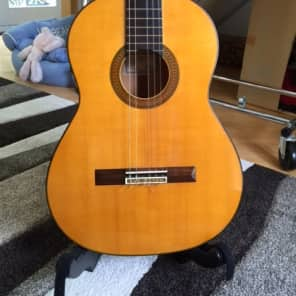 Richard Brune Concert Classical Guitar 2001 for sale