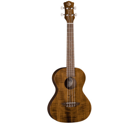 Luna Flamed Acacia Tenor Ukulele FREE Gigbag for sale