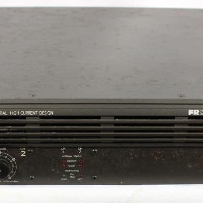 Mackie M1400 FR Series 2-Channel Power Amplifier