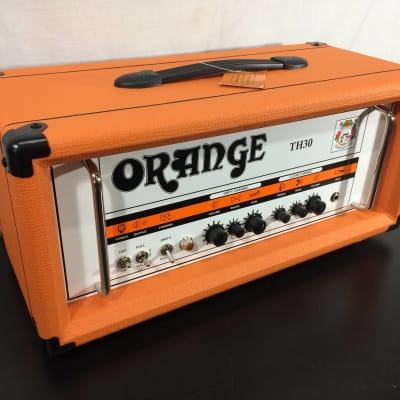 Orange TH30H 30/15/7-Watt Guitar Amplifier Head - Customer Return