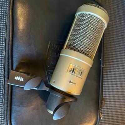 Heil PR40 Large Diaphragm Dynamic Microphone