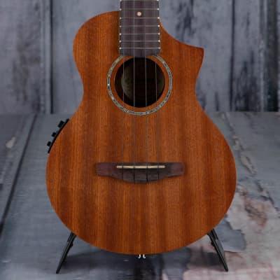 Ibanez UEWT5E Tenor Acoustic/Electric Uke, Natural