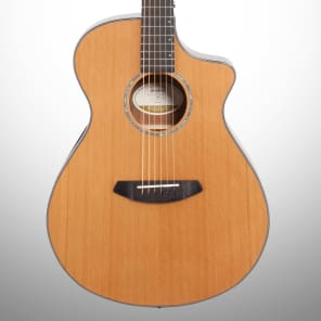 Breedlove Namm Special Solo Concert Ce Acoustic Electric Guitar W/ Gig Bag At Any Cost Musical Instruments & Gear