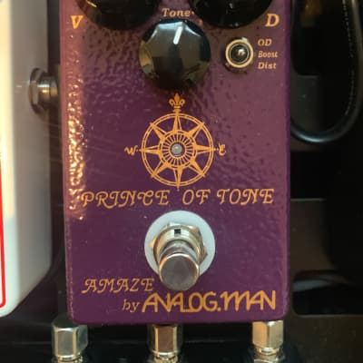 Analogman Prince of tone 2019 Purple for sale