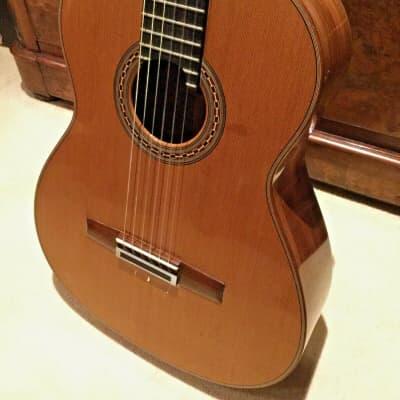 Rafael Moreno Rodriguez, 2004, Spanish Flamenco Concert guitar crafted in Granada, Spain. for sale