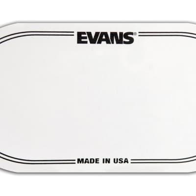 Evans EQ EQPC2 Clear Plastic Double Patch