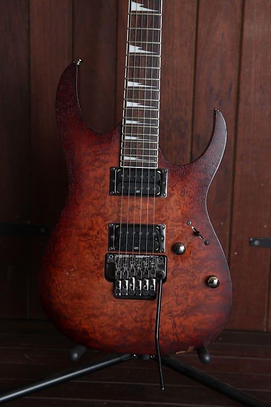 ibanez rg420fbz electric guitar pre owned reverb. Black Bedroom Furniture Sets. Home Design Ideas
