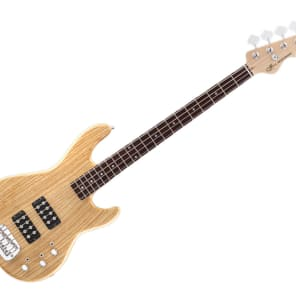G&L Tribute Series L-2000 Bass Natural Gloss w/ Rosewood Fretboard