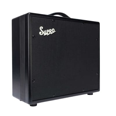 """Supro 1797 Galaxy 1x12"""" Guitar Extension Cabinet"""