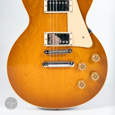 Gibson Les Paul Standard 1999 Honeyburst - .. Comes with Cali Girl Case. 60's Neck - Bookmatched for sale