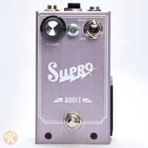 Supro Boost 2010s Graphic image