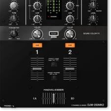 Pioneer DJM-250mk2 2-Channel DJ Mixer with rekordbox DVS