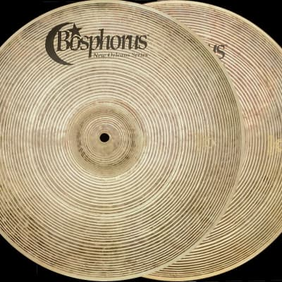 "Bosphorus New Orleans 15"" Hi-Hat"