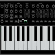 Roland AIRA Series System-1 25-Key Variable Synthesizer