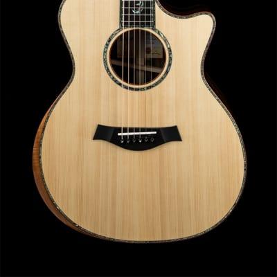 Taylor Custom GA Premium Adirondack Spruce/Ziricote #88133
