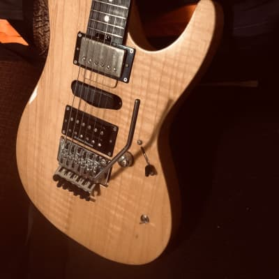 Killer Scary Special Edition (single build) - Quilted Maple 2019 clear coat - quilted maple for sale