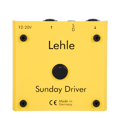 Lehle Sunday Driver Boost/Buffer image