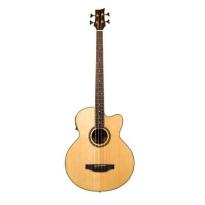 Beaver Creek Acoustic Bass Natural w/Bag BCB05CE for sale