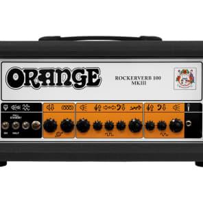 Orange RK100H MKIII 100w Twin Channel Guitar Head