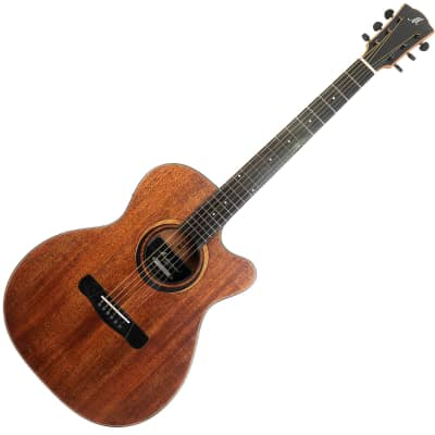Merida Extrema OMCE Mahogany Electro Acoustic Guitar - Natural for sale