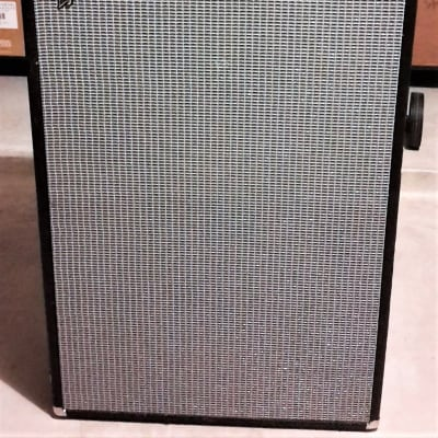 Fender Bassman 1960s (Cabinet Only) Black With SilverFace